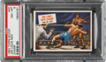 """Boxing Cards:General, 1954 Topps Scoop """"Joe Louis New Champ"""" #40 PSA NM-MT 8 - Pop Four, None Higher. ..."""