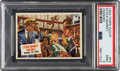 """Non-Sport Cards:Singles (Post-1950), 1954 Topps Scoop """"Stock Market Crashes"""" #54 PSA Mint 9 - Pop One, None Higher! ..."""