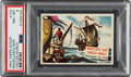 """Non-Sport Cards:Singles (Post-1950), 1954 Topps Scoop """"Magellan's Ship Circles World"""" #103 PSA NM-MT 8 - Pop Four, Only One Higher. ..."""