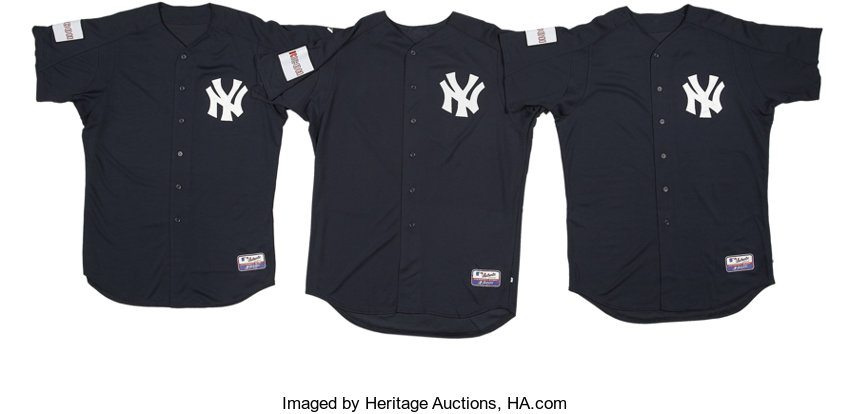 new concept 6fc1a 707b6 2004 New York Yankees Batting Practice Jerseys From Japanese ...