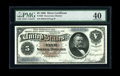 Large Size:Silver Certificates, Fr. 263 $5 1886 Silver Certificate PMG Extremely Fine 40....