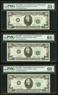 Fr. 2069-I $20 1969B Federal Reserve Note. PMG Choice Very Fine 35 EPQ; Fr. 2070-A $20 1969C Federal Reserve Note. PMG C...