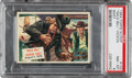 """Non-Sport Cards:Singles (Post-1950), 1954 Topps Scoop """"Wild Bill Hickok Shot"""" #122 PSA NM-MT 8 - Pop Two, None Higher. ..."""