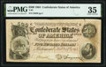 T64 $500 1864 PF-2 Cr. 489 PMG Choice Very Fine 35
