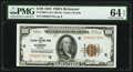 Low Serial Number 2744 Fr. 1890-E $100 1929 Federal Reserve Bank Note. PMG Choice Uncirculated 64 EPQ