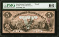Freehold, NJ- Freehold Banking Co. $5 18__ as G8b as Wait 623 Proof PMG Gem Uncirculated 66 EPQ