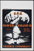 "Movie Posters:Foreign, Uranium Conspiracy & Other Lot (Stellor-Mercury, 1978). Rolled, Very Fine. Belgians (3) (14"" X 21.25"" - 14.25"" X 21.5""). For... (Total: 3 Items)"