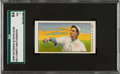 Baseball Cards:Singles (Pre-1930), 1909 E92 Dockman & Sons Christy Mathewson SGC 84 NM 7 - Pop One, Only One Higher! ...