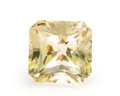 Gems:Faceted, Gemstone: Scapolite - 5.99 Cts.. Madagascar. 10.97 x 10.81 x 8.65 mm. ...