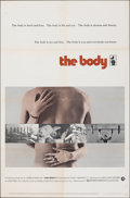"Movie Posters:Documentary, The Body (MGM, 1971). Folded, Very Fine-. One Sheet (27"" X 41""). Documentary.. ..."