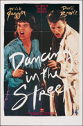 Movie Posters:Rock and Roll, Dancing in the Street (Music Motions, 1985). Folded, Very ...