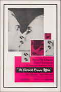 "Movie Posters:Crime, The Thomas Crown Affair (United Artists, 1968). Folded, Very Fine. One Sheet (27"" X 41""). Crime.. ..."