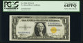 Fr. 2306 $1 1935A North Africa Silver Certificate. PCGS Very Choice New 64PPQ