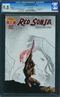 Modern Age (1980-Present):Superhero, Red Sonja #5 - RRP Edition (Dynamite Entertainment, 2006) CGC NM/MT 9.8 White pages.