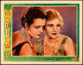 """Movie Posters:Comedy, Holiday (Pathé, 1930). Very Fine. Lobby Card (11"""" X 14"""") & Herald (Folded: 4.5"""" X 6"""" & Unfolded: 4.5"""" X 12.25"""").. ... (Total: 2 Items)"""