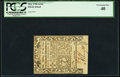 Colonial Notes:Rhode Island, Rhode Island May 1786 2s 6d PCGS Extremely Fine 40.. ...