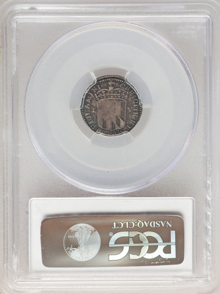 Lord Baltimore Fourpence CAC 35 PCGS