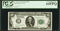 Fr. 2151-G $100 1928A Federal Reserve Note. PCGS Very Choice New 64PPQ