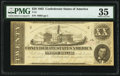 Confederate Notes:1862 Issues, T51 $20 1862 PF-11 Cr. 366 PMG Choice Very Fine 35.. ...