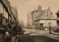 Photographs, Thomas Annan (British, 1829-1887). Main Street, Gorbals Looking North, Glasgow, 1868. Photogravure. 6-5/8 x 9-3/8 inches...