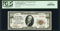 National Bank Notes:Pennsylvania, Schuylkill Haven, PA - $10 1929 Ty. 2 The First National Bank & Trust Company Ch. # 5216 PCGS Gem New 65PPQ.. ...
