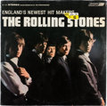 Music Memorabilia:Recordings, The Rolling Stones England's Newest Hit Makers Stereo Sealed (London, PS 375). ...
