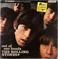 Music Memorabilia:Recordings, The Rolling Stones Out Of Our Heads Stereo Sealed (London PS 429). ...