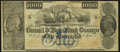 New Orleans, LA- New Orleans Canal and Banking Company $1,000 18__ G76a Remainder About Uncirculated