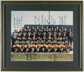 Autographs:Photos, 1960s Green Bay Packers Multi-Signed Photograph....