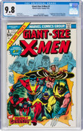Bronze Age (1970-1979):Superhero, Giant-Size X-Men #1 (Marvel, 1975) CGC NM/MT 9.8 White pages....