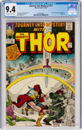 Silver Age (1956-1969):Superhero, Journey Into Mystery #111 (Marvel, 1964) CGC NM 9.4 Off-white to white pages....