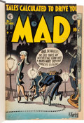 Magazines:Humor, MAD/Trump Bound Volumes Group of 4 (EC, 1953-62).... (Total: 4 Items)