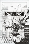 Original Comic Art:Splash Pages, Tony Daniels and Sandu Florea Detective Comics #5 Splash Page 1 Original Art (DC Comics, 2012)....