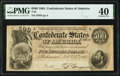 Confederate Notes:1864 Issues, T64 $500 1864 PF-2 Cr. 489 PMG Extremely Fine 40.. ...