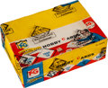 Baseball Cards:Unopened Packs/Display Boxes, 1959 Topps Baseball (4th Series) Cello Box with 36 Unopened Packs. ...