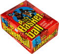 Basketball Cards:Unopened Packs/Display Boxes, 1978 Topps Basketball Box With 36 Unopened Packs. ...