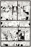 Original Comic Art:Panel Pages, Jim Lee and Scott Williams Uncanny X-Men #268 Story Page 8 Original Art (Marvel, 1990)....