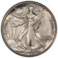 Walking Liberty Half Dollars: , 1942-S 50C MS66 PCGS. PCGS Population: (571/9 and 107/2+). NGC Census: (175/13 and 6/0+). CDN: $400 Whsle. Bid for NGC/PCGS...