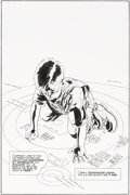 Original Comic Art:Complete Story, Kevin Nowlan Tomorrow Stories #1 Complete 8-Page Story Jack B. Quick First Appearance Original Art (DC/America's B... (Total: 8 Original Art)