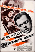 "Movie Posters:Drama, Citizen Kane (RKO, 1941). Folded, Fine+. Uncut Pressbook (26 Pages, 12"" X 18"").. ..."
