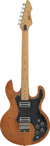 Musical Instruments:Electric Guitars, Circa 1980's Peavey T-60 Natural Solid Body Electric Guitar, Serial #00849578.. ...