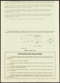 Football Collectibles:Photos, Carroll Dale Signed Contract. ...