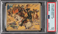 """Non-Sport Cards:Singles (Pre-1950), 1940 Lone Ranger """"A Double Hold-Up"""" #25 PSA NM 7...."""