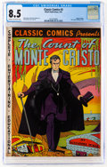 Golden Age (1938-1955):Classics Illustrated, This item is currently being reviewed by our catalogers and photographers. A written description will be available along with high resolution images soon.