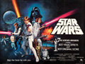 """Movie Posters:Science Fiction, Star Wars (20th Century Fox, 1978). Folded, Very Fine/Near Mint. Full-Bleed British Quad (30"""" X 40""""). Academy Awards Style, ..."""