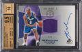 """Basketball Cards:Singles (1980-Now), 2004-05 SP Game Used Edition Kobe Bryant """"Significant Numbers"""" BGS Gem Mint 9.5 - 10 Autograph - #'d 3/8. ..."""