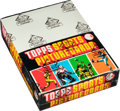 Baseball Cards:Unopened Packs/Display Boxes, 1978 Topps Baseball 24-Count Rack Pack Box - Murray Rookie Year! ...
