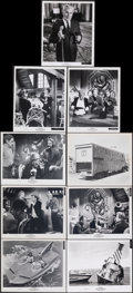 """Movie Posters:Action, Batman (20th Century Fox, 1966). Very Fine+. Photos (9) (8"""" X 10""""). Action.. ... (Total: 9 Items)"""