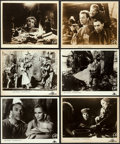 """Movie Posters:Foreign, The Seventh Seal (Janus, 1958). Very Fine-. Photos (6) (8"""" X 10""""). Foreign.. ... (Total: 6 Items)"""
