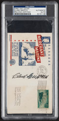Autographs:Post Cards, 1946 Clark Griffith Signed First Day Cover, PSA/DNA AU...